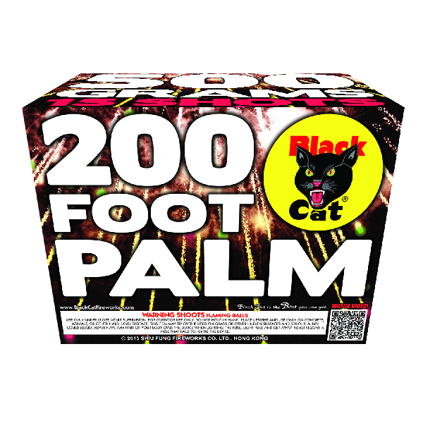 200ft Palm