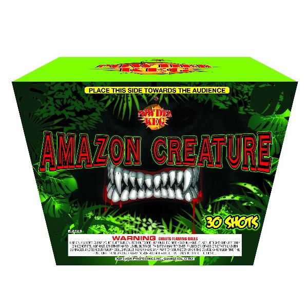 Amazon Creature