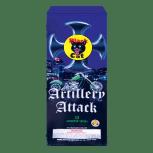 Artillery Attack