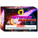 Asteroid Warning