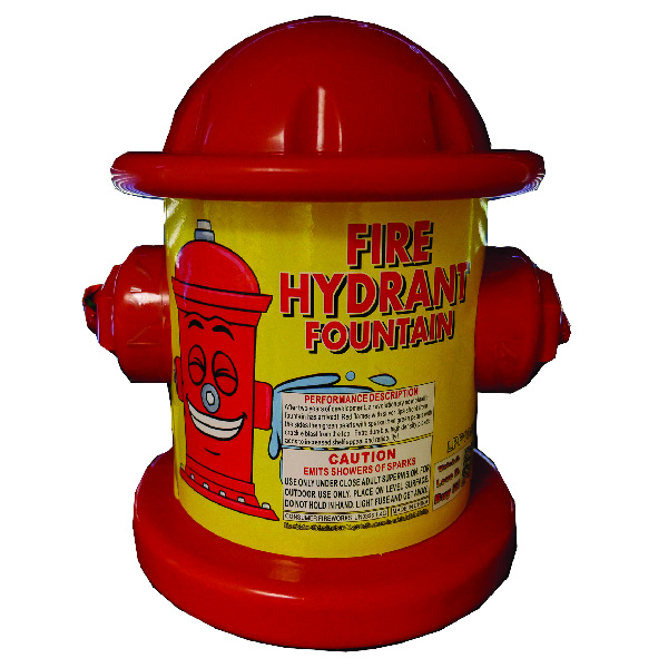 Fire Hydrant Fountain