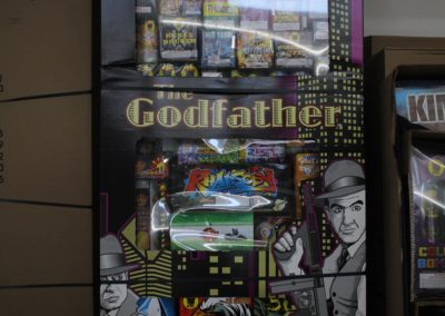 The Godfather ultimate assortment.