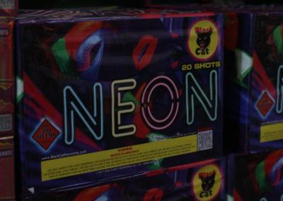 We have Neon!