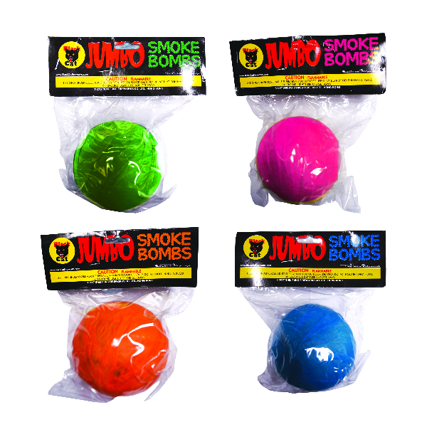 Jumbo Smoke Bombs