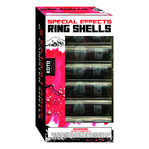 Koto Ring Shell