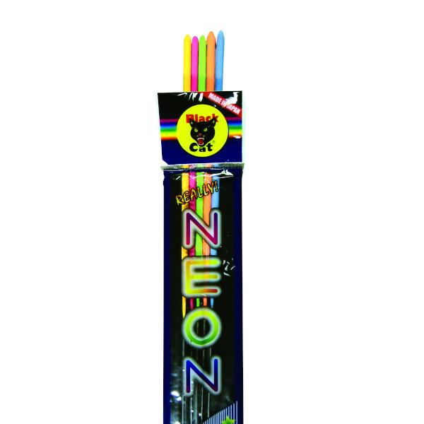 Neon Sparkler 1