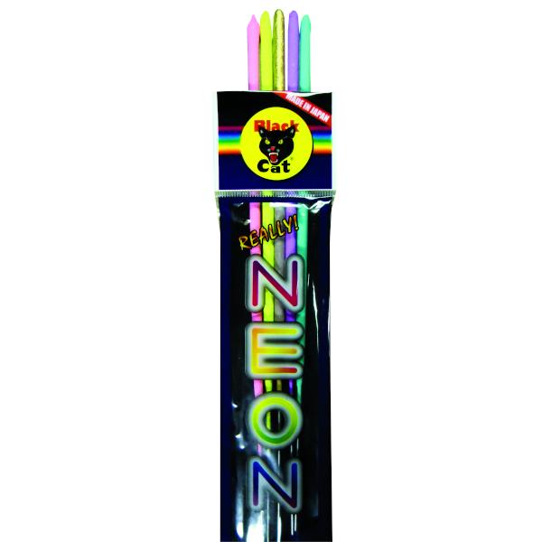 Neon Sparkler 2