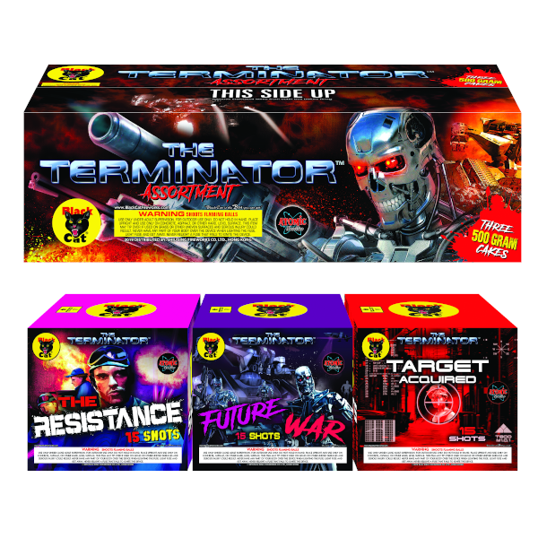 Terminator Assortment