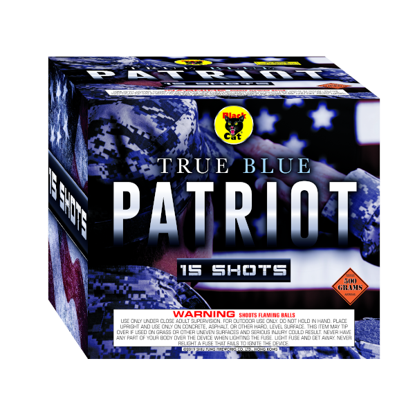True Blue Patriot
